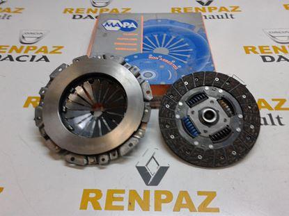 RENAULT MEGANE 1.9 DCİ DEBRİYAJ SETİ 7701477055 - 7701470691 - 005215300