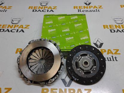RENAULT MEGANE 1.9 DCİ DEBRİYAJ SETİ 7701477055 - 7701470691 - 821177