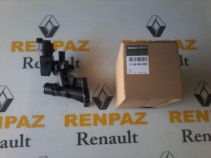 RENAULT MEGANE III SU POMPASI DAĞITIM KUTUSU 110600686R