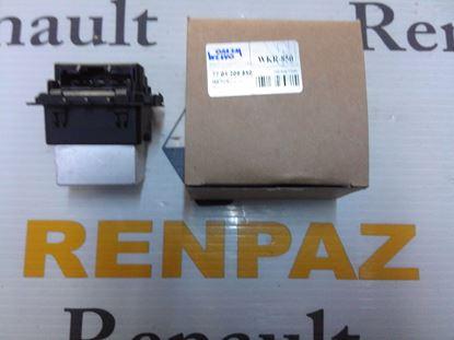 RENAULT MEGANE III KALORİFER REZİSTANSI 7701209850