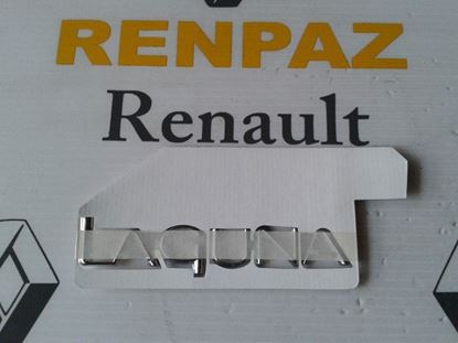 RENAULT LAGUNA II ARKA BAGAJ LAGUNA YAZISI 8200012575
