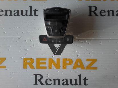 RENAULT LAGUNA III KALORİFER KUMANDA PANELİ 275109973R - 275100002R