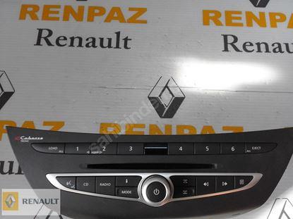 RENAULT LAGUNA III RADYO / CD ÇALAR ORJINAL 281150017R