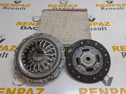 RENAULT SCENİC II 1.5 DCİ DEBRİYAJ SETİ 7701474518 - 7701476934 - 23354BN700