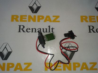RENAULT SCENİC II KALORİFER REZİSTANSI 7701207876