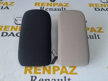RENAULT MEGANE 2 ORTA KONSOL KOL DAYAMA KAPAĞI 8200614515 - 8200505852