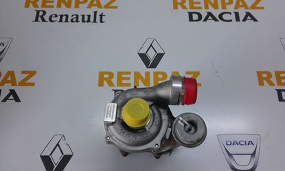 DACİA DUSTER TURBO 144113321R - 8200478276 - 8200307056 - 54391015082 - 8800000849
