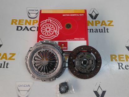 RENAULT 11/FLASH DEBRİYAJ SETİ 7702127531 - 7711134044 - 7701349884 - 8671095113