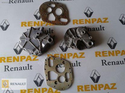 RENAULT 12 TOROS ŞANZUMAN ARKA KAPAĞI 7702188389 - 7701455580