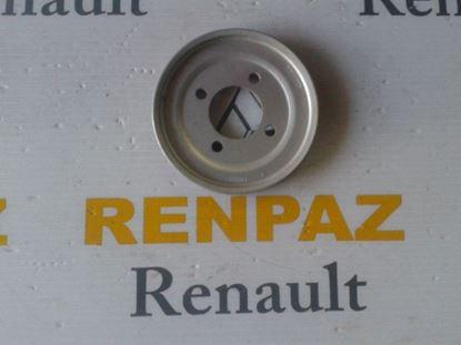 RENAULT 19/CLİO 1/MEGANE 1 KRANK KASNAĞI KLİMALI 7700867193 - 6001543038
