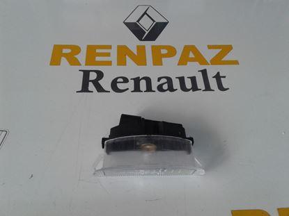 RENAULT CLİO 2/TWİNGO PLAKA LAMBASI 7700410754