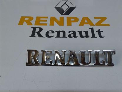 RENAULT 9 ARKA BAGAJ RENAULT YAZISI 7700817027