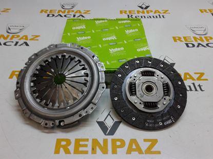 RENAULT KANGO 1.5 DCİ DEBRİYAJ SETİ 7701473963 - 7701479194 - 3000100QA2 - 826308