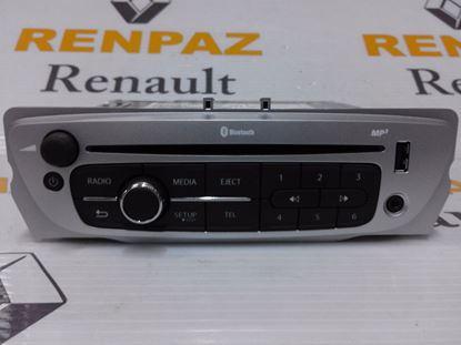 RENAULT SCENİC III RADYO / CD ÇALAR 281153266R - 281159184R - 281158023R