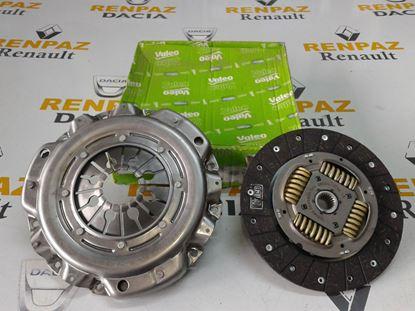 RENAULT MASTER II 1.9 F9Q DEBRİYAJ SETİ 8200652918 - 7701477758 - 624331209