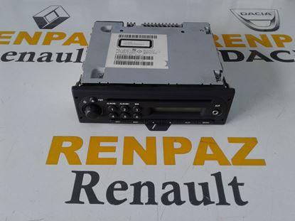 RENAULT FLUENCE RADYO / CD ÇALAR 8200843556
