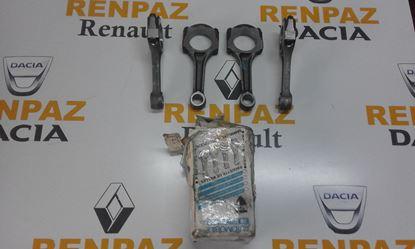 RENAULT 9 PİSTON KOLU K7M-K4J 6001536697