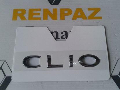 RENAULT CLİO IV ARKA BAGAJ KAPAK YAZISI 908893003R