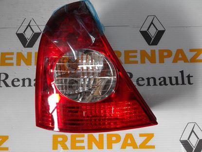 RENAULT CLİO HB SOL STOP LAMBASI 8200071413 - 8200917488
