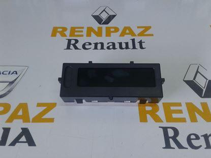 RENAULT TRAFİC 2 RADYO GÖSTERGESİ 280341078R - 280340018R