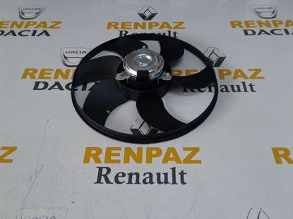 RENAULT FAN MOTORU PERVANELİ 7701045816 - 7701070217