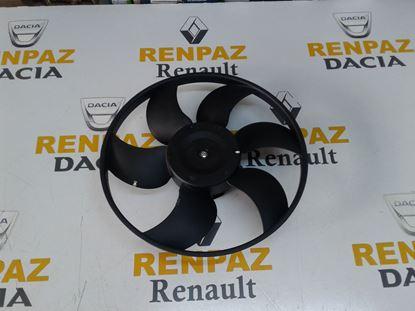 RENAULT CLİO 2 FAN MOTORU PERVANELİ 7701070300 - 7701056388