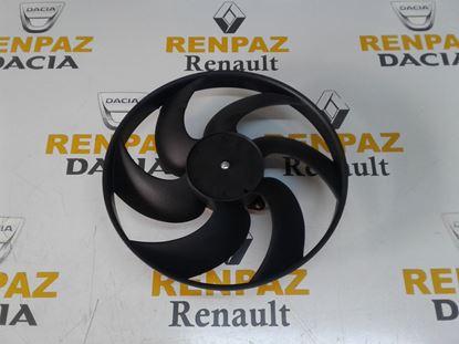 RENAULT 19/CLİO 1/MEGANE 1/EXPRESS FAN MOTORU PERVANELİ 7700784652 - 7701033712 - 7700799057
