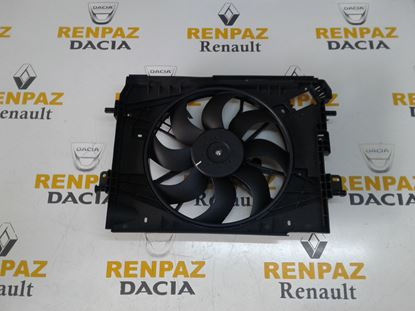 RENAULT/DACİA FAN MOTORU DAVLUMBAZLI 214816812R - 214819521R