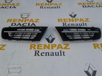 RENAULT MEGANE 2 ÖN PANJUR IZGARA TK 8200746097 - 8200746094