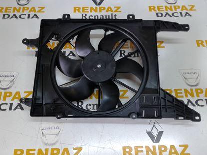RENAULT MEGANE 1/SCENİC 1 FAN MOTORU DAVLUMBAZLI 7701051497