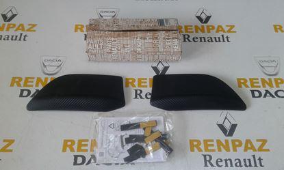 RENAULT TWİNGO 2 ARKA TAMPON KİTİ 8201271273