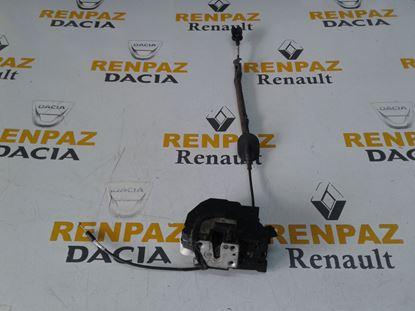 RENAULT CLİO 4 SOL ÖN KAPI KİLİDİ 805011929R