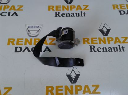 RENAULT FLUENCE ARKA EMNİYET KEMERİ 888400034R
