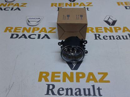 RENAULT MEGANE 2 SİS FARI 8200074008
