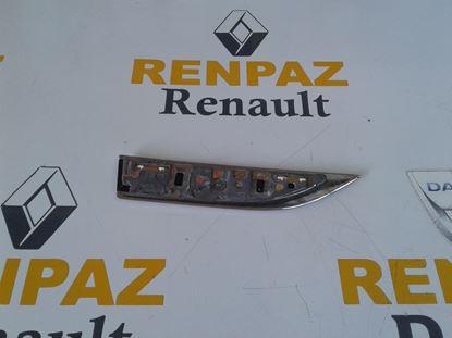 RENAULT MEGANE 4 GT LİNE SOL ÖN ÇAMURLUK ÇITASI 990438991R - 990435214R