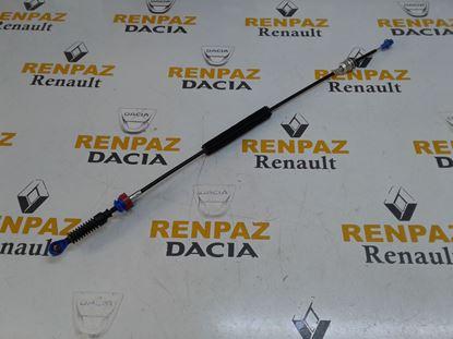 RENAULT MEGANE 2 SAĞ VİTES HALATI MAVİ 7701474700 - 7701479004