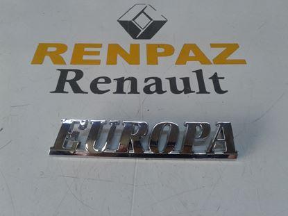 RENAULT 19 EUROPA YAZISI 7700871685