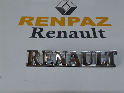 RENAULT 19/RENAULT 21 ARKA RENAULT YAZISI 7700817027