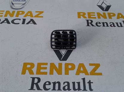 RENAULT CLİO 2 ORTA HAVALANDIRMA IZGARASI SOL SİYAH 7702258279