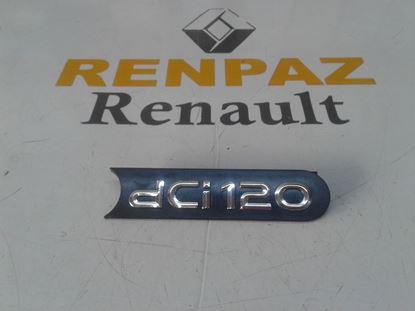 RENAULT MASTER 2 SOL KAPI DCİ 120 YAZISI 8200252119