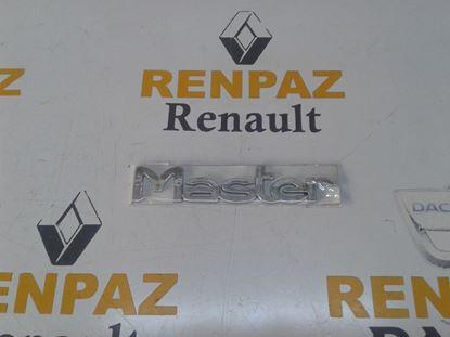 RENAULT MASTER 2-3 ARKA MASTER MONOGRAM YAZI 8200040500
