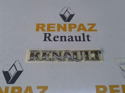 RENAULT TRAFİC 2/MASTER 2 RENAULT MONOGRAM YAZI 8200112595