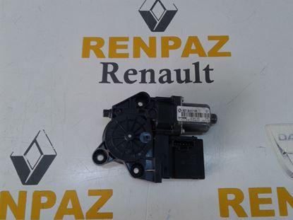 RENAULT MEGANE 3/SCENİC 3 SAĞ ARKA CAM KRİKO MOTORU 827300005R - 827303178R