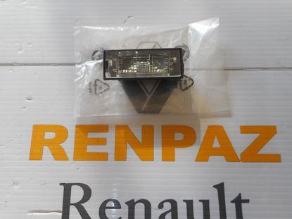RENAULT LAGUNA II PLAKA LAMBASI 8200480127