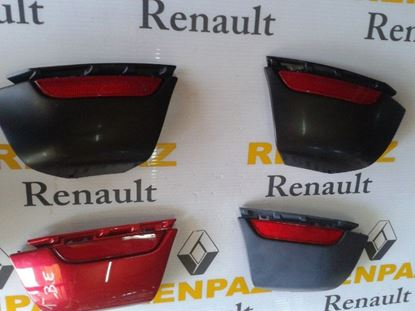 RENAULT CLİO 4 ARKA TAMPON GİYDİRME PARÇASI 850869999R - 850875729R