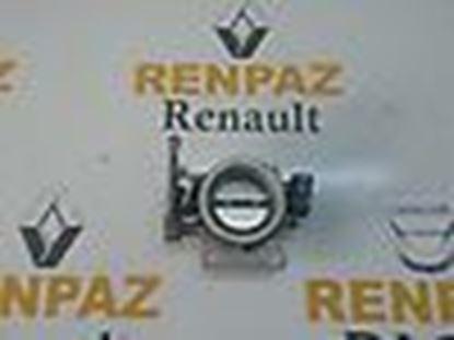 RENAULT ENJEKSİYON KELEBEK KUTUSU 7700875435 - 7700875078