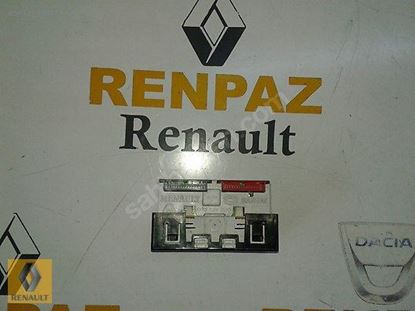 RENAULT CLİO 2 RADYO GÖSTERGESİ BBO- 7700428028