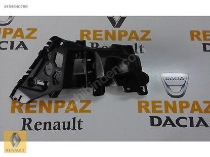 RENAULT CLİO IV SOL ARKA TAMPON SUPORTU 850456409R