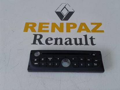 RENAULT FLUENCE/MEGANE 3/CLİO 3 RADYO DÜĞMELERİ 8613560375 - 8613550186