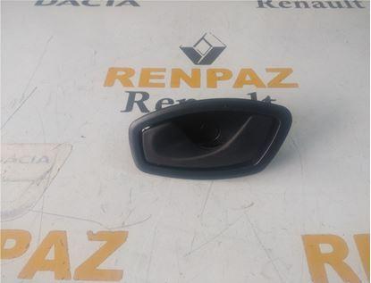 RENAULT MEGANE 3/FLUENCE/CLİO 4/LATİTUDE/LAGUNA 3 İÇ AÇMA KAPI KOLU SİYAH 826720001R - 826730001R
